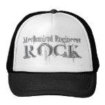 Mechanical Engineers Rock Trucker Hat