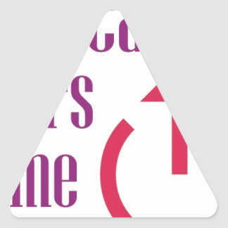 Mechanical engineers turn me on triangle sticker