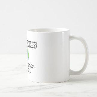 Mechanical Engineers...World a Better Place Coffee Mug