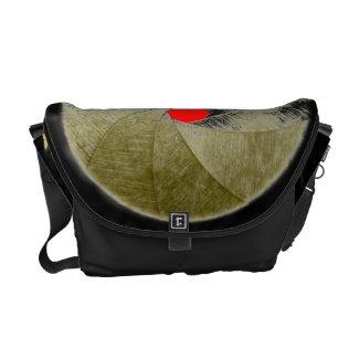 mechanical eye messenger bag