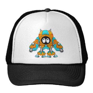 Mechanical Fighter Gespzam Mesh Hat