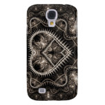 Mechanical Heart iPhone 3G Case Samsung Galaxy S4 Cover