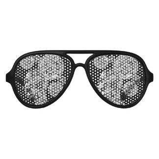 Mechanical Man Aviator Sunglasses