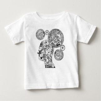Mechanical Man Baby T-Shirt