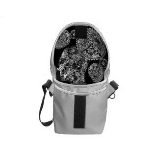 Mechanical Man Messenger Bag