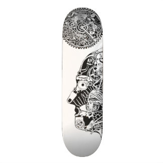 Mechanical Man Skateboard Deck