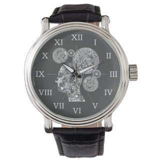Mechanical Man Watch