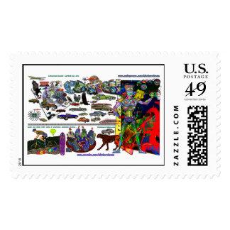 Mechanical Marketing Arm Stamp