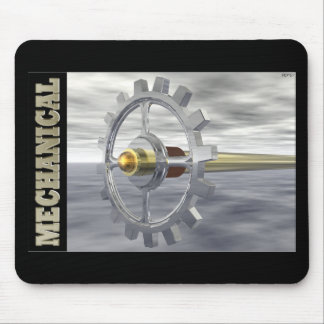Mechanical Mouse Pad