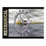Mechanical Postcard