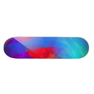Mechanical Revolution Art Skate Board Deck