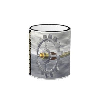 Mechanical Ringer Coffee Mug