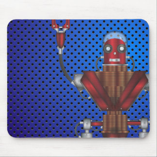 Mechanical Robot Cartoon Mouse Pad
