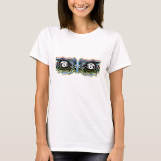 Mechanical robotics vision. T-Shirt