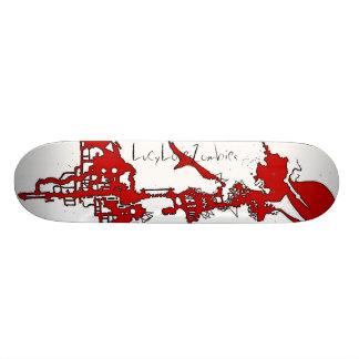 Mechanical Skate Deck