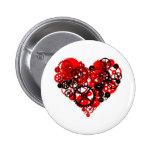 MECHANICAL STEAMPUNK HEART PIN
