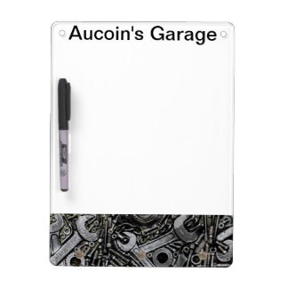 Mechanical Tools Dry Erase Board