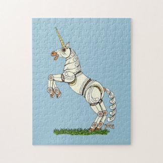 Mechanical Unicorn Puzzle