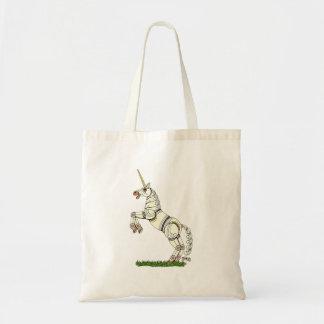 Mechanical Unicorn Tote Bag