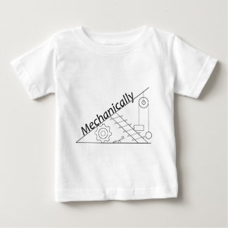 Mechanically Inclined Baby T-Shirt