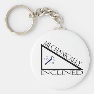 Mechanically Inclined Key Chains