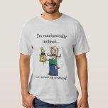 Mechanically Inclined Tee Shirt