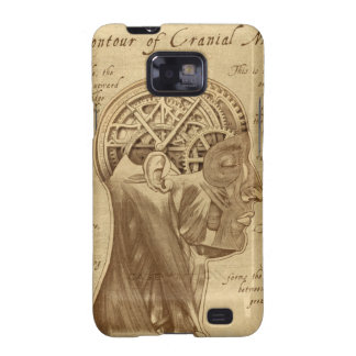 """Mechanically Inclined"" Vertical Samsung Galaxy Galaxy SII Covers"