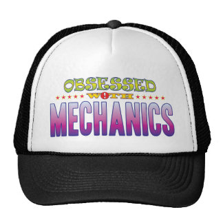 Mechanics 2 Obsessed Trucker Hat