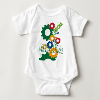 Mechanics Baby Bodysuit