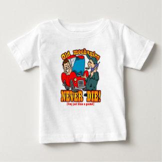 Mechanics Baby T-Shirt