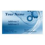 Mechanics Business Card 2