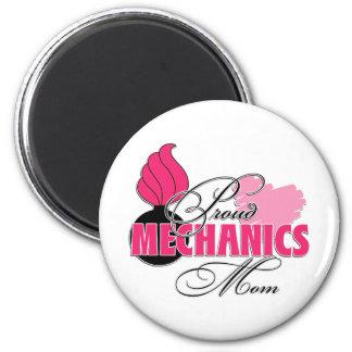Mechanics Mom Refrigerator Magnet