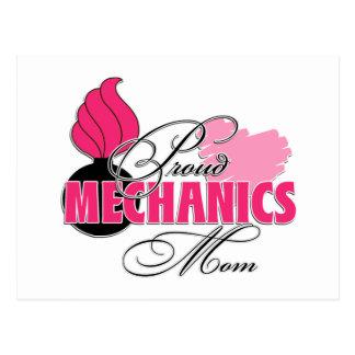 Mechanics Mom Postcard