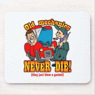 Mechanics Mouse Pad