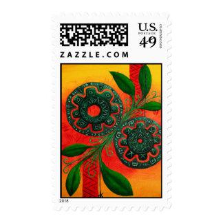 Mechanics of the Universe Stamp