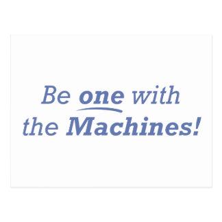 Mechanics / One Postcard