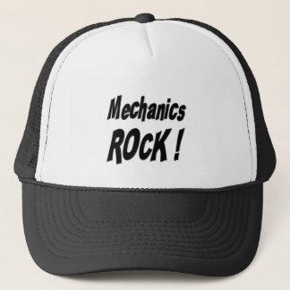 Mechanics Rock! Hat