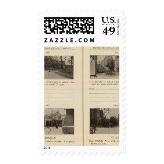 Mechanicsville Waterford Postage