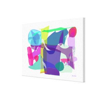 Mechanism Stretched Canvas Prints