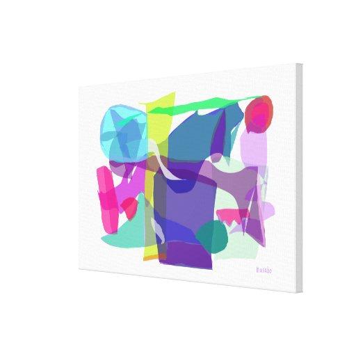 Mechanism Canvas Print