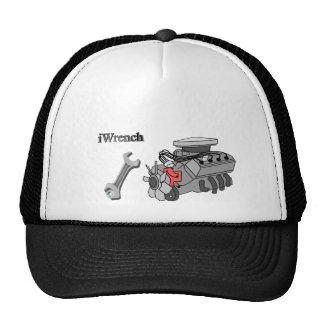 Mechanized Trucker Hat