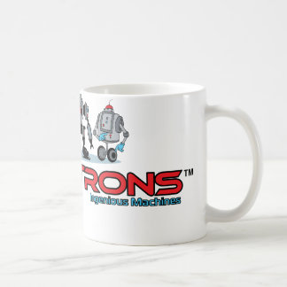mechatrons logo coffee mug