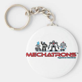 mechatrons logo keychain