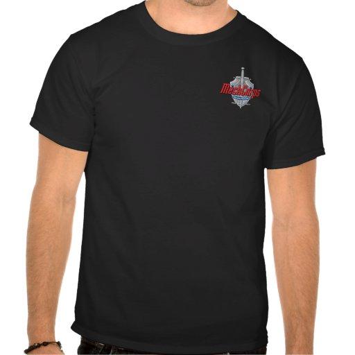"MechCorps ""Death from Above"" nose art tshirt II"