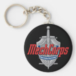 MechCorps KeyChain
