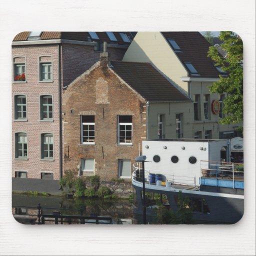 Mechelen #1 mouse pads