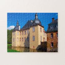 Mechernich Germany. Jigsaw Puzzle