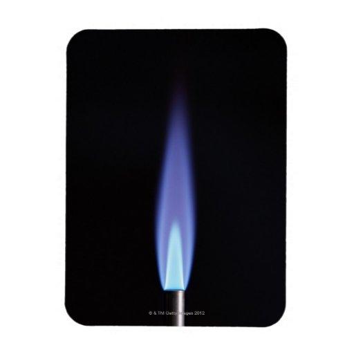 Mechero de gas imán flexible