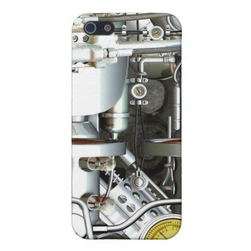 Mechland - caso del iPhone iPhone 5 Funda