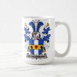 Mechlenborg Family Crest Mug